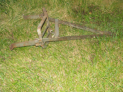Ford 8N 9N  Tractor Grille Guard and Tow Bar