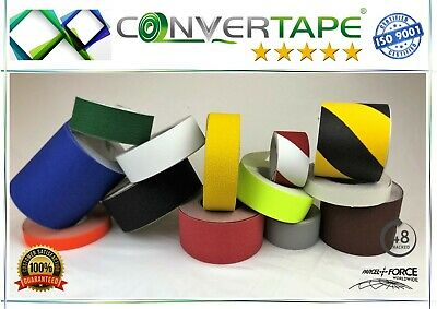ANTI Non Slip Safety Floor Steps Trailer TAPE High Grip Adhesive Backed