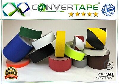 ANTI SLIP TAPE High Grip Adhesive Safety Floor Steps 25/50/100/150/300mm