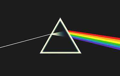 "Pink Floyd Logo, 8""x10"" Color Photo"