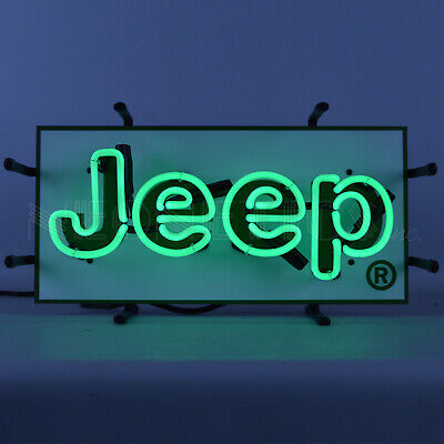 """Ford sign 16/"""" x 8 Neon style sign in Steel metal Jubilee Mustang Truck Garage"""