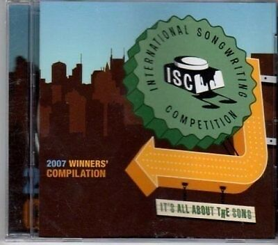 (BK398) ISC, 2007 Winners' Compilation - sealed CD