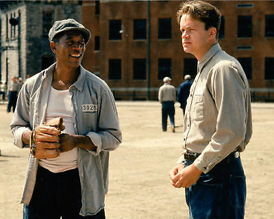 The Shawshank Redemption, 8x10 Color Photo