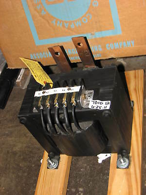 Nib Associated Act-645 Current Transformer Act 10 Kvfw