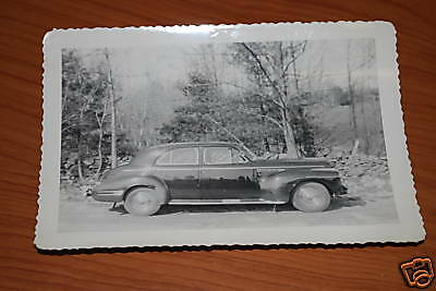 RARE 1940 BUICK ROADMASTER VINTAGE PHOTO-1 OF A KIND- 3