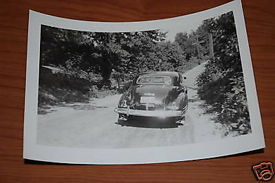 RARE 1940 BUICK ROADMASTER VINTAGE PHOTO-1 OF A KIND- 2
