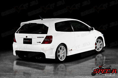 HONDA CIVIC TYPE R SPEC R3 REAR BUMPER bodykits body kit