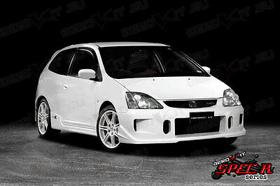 HONDA CIVIC TYPE R BC bodykit body kit FRONT BUMPER