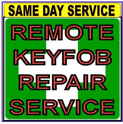 Toyota . Remote Key Fob Repair Service.. Same Day Repairs.. Trusted Repairer