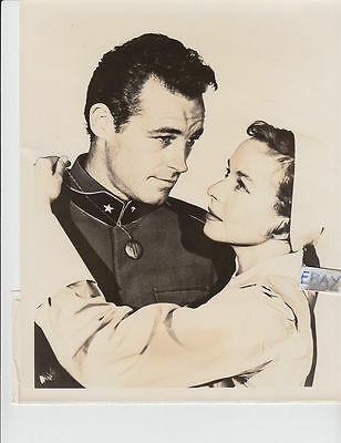 Guy Madison Diana Lynn VINTAGE Photo