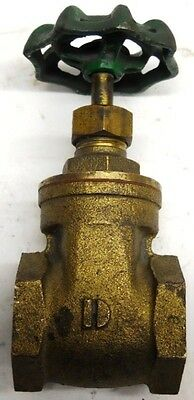 Powell Gate Valve Fig 500, 1""