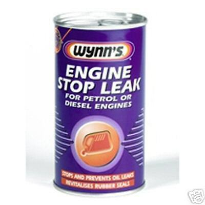 WYNNS Motor oil  Stop Leak for all engine sizes 325ml