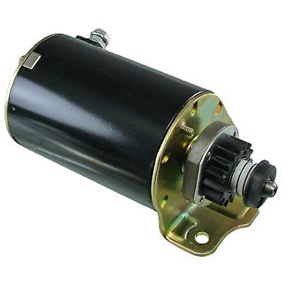 """New Starter Motor For Cub Cadet Tractor 1440 14 Hp Briggs    """"one Year Warranty"""""""