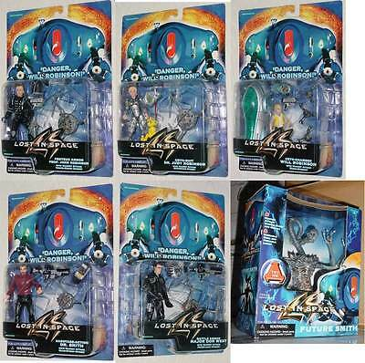 Lost In Space Movie Lot 6 John Will Judy Robinson Smith