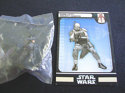 Boba Fett Bounty Hunter Star Wars Miniatures Bounty Hunters Mini