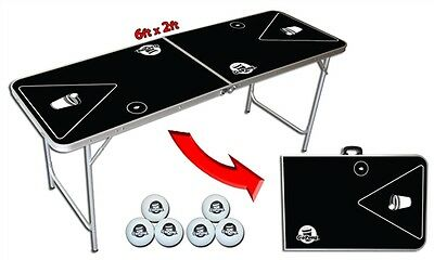 Go Pong 6ft Portable Beer Pong Table