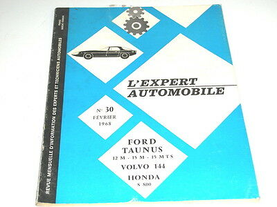 L'expert automobile n°30-Ford 12M-15M-15MTS