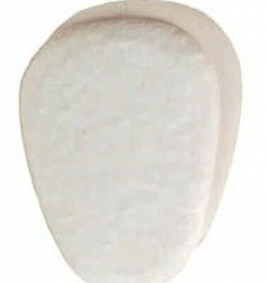 9 pair  FELT SHOE TONGUE PADS  self adhesive M, L. XL or XXL prevents slipping