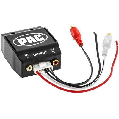 PAC LD-10 10X Preamp+Ground Loop Isolator Adjustable Line Driver Signal Booster