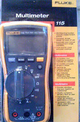 Fluke 115 Digital Multimeter True RMS - Brand New
