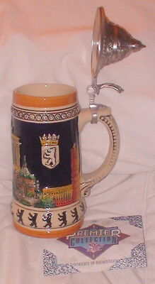 Stein Berlin Germany 1997 Anheuser Busch Great Cities of Germany Series Ltd Ed
