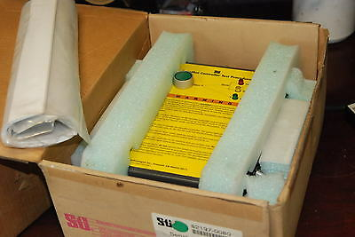 Sti 82197-0080,  OMC-2-24VDC-GM4 Safety Mat Controller New in Box