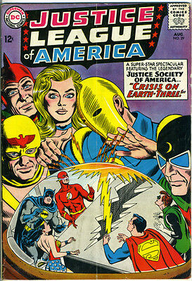 JUSTICE LEAGUE of AMERICA #29 © 1964 DC Comics (VG)