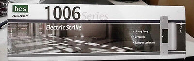 HES Electric Strike Body 12/24VDC Fail Secure KD-630 1006 Series