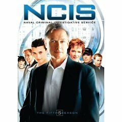 NCIS Season 5 - Region 1 Extra Features - 5 DVDs, New