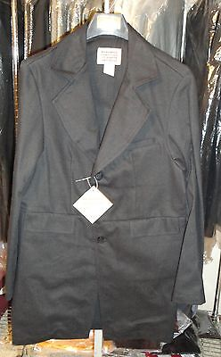 Frontier Classics Black Gunfighter Coat Cowboy Sass