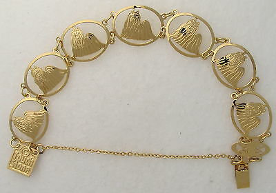 Maltese Jewelry Gold Bracelet by Touchstone