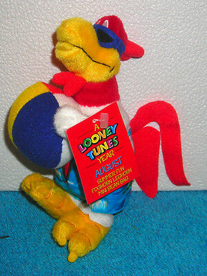 "Warner Brothers Summer Fun Beach Ball Foghorn Leghorn 7"" Mini Bean Bag Plush"