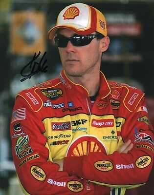 "*Kevin Harvick*Signed*Autographed*Photo*Pennzoil*#29*Nascar*Coa*8"" X 10"""