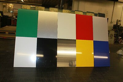 3mm ALUMINIUM COMPOSITE PANEL 420MM X 297MM X 1 PIECE A3 SIZE