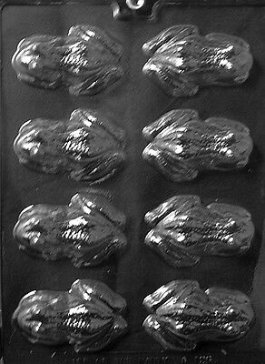 Animals FROG Chocolate Candy Mold Soap 2 13/16 x 1 7/8 x 1 13/16 1.2