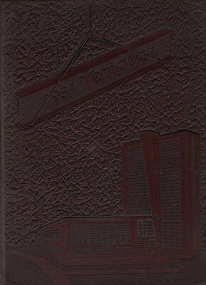 College Yearbook Temple University Philadelphia Pennsylvania  PA 1951