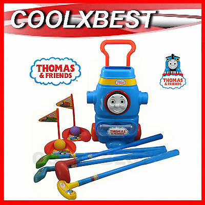 New Thomas The Tank & Friends Toy Golf Set For Kids Great Gift
