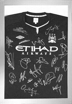 Frames To Display Football Shirts - Shirt Frame For Signed - Silver