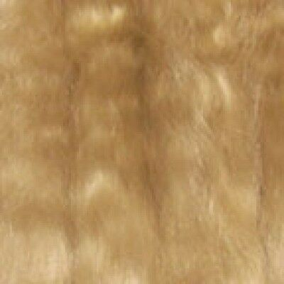 Fine Quality Mohair Pale Blonde Soft for Rooting 1 oz.Package