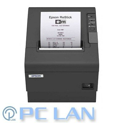 Epson TM-T88V POS thermal Receipt printer USB + Serial Interface C31CA85043