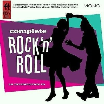 Complete Rock 'n' Roll - An Introduction  (New Sealed Cd)