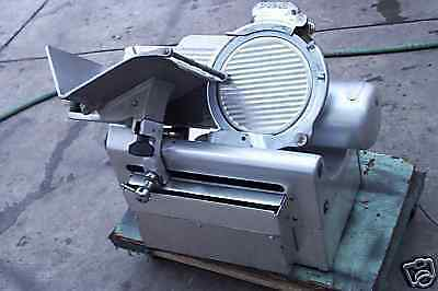Hobart Automatic Meat Slicer, 12 Inches Blade