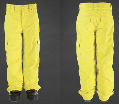 77634b5e0150 NEW 2012 MENS Nitro Distortion Insulated Snowboard Pants Large ...