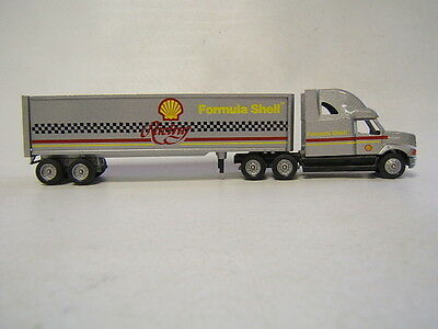 Winross Shell Formula Racing Tractor Trailer