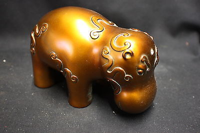 NEW Hippopotamus Statue symbol of Strength & Courage (AN117)