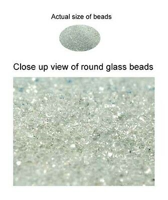 Professional Glass Beads  For Doll Making and Reborning! 1 Lb. Bag