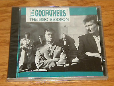 The Godfathers - The BBC Session (1989 Dutch East India) New Sealed CD EP
