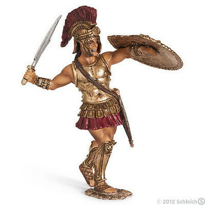 NEW SCHLEICH 70064 New Heroes The Fearless Roman 11cm Tall - RETIRED