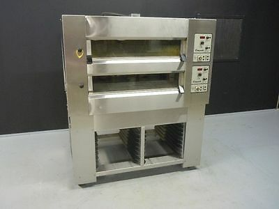 Used Chandley Compacta Two Deck Oven