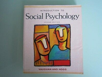 Social psychology hogg and vaughan sixth edition 3000 picclick uk introduction to social psychology second edition vaughan and hogg scover fandeluxe Gallery